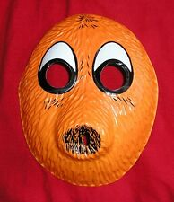 1983 Q-BERT Halloween Mask - From Classic Video Game