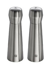ZWILLING Spices Salt grinder and pepper mill 2-pcs.Set 18/10 Stainless steel