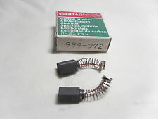 Genuine HITACHI 999-072 999072 Brushes (Auto Stop)  for 25 Tools