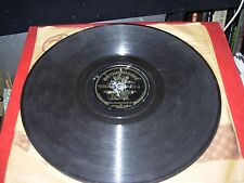 UNKNOWN recorded in athens greece - 78 rpm orthophonic 317 -