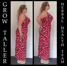GROW TALLER 8 Month course  8 Bottles GROW TALL, SOLD WORLDWIDE & TRACKED
