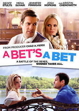 A Bet's a Bet (DVD, 2015) New w/free shipping