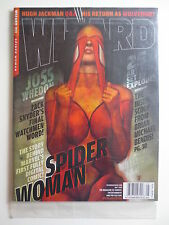 Wizard #211 Comics Magazine May 2009 Spider Woman Zack Snyder Watchmen (M867)
