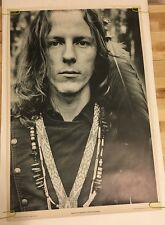 Vintage James Gurley Big Brother The Holding Company Poster Berkeley Mouse 60's