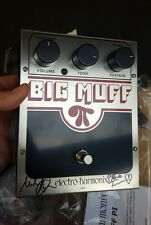 NEW Mudhoney signed Big Muff Classic EH Electro Harmonix Autographed Green River