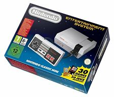 Nintendo Mini Nes Console - New & Sealed