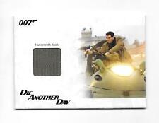 2014 JAMES BOND ARCHIVES #JBR37 HOVERCRAFT SEAT RELIC #211/500