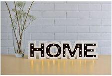 LED Word Light - Home