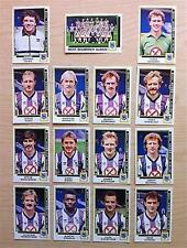 PANINI 86 (1986) football album sticker team / players set West Bromwich Albion