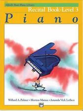 Alfred's Basic Piano Library Lesson Book: Level 2 by Palmer, Willard A., Manus,