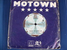 Michael Jackson- Farewell my Summer Love / Call on me - Motown TMG 1342
