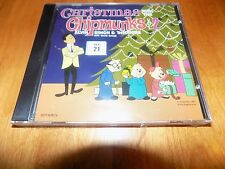 THE CHIPMUNKS Christmas With Alvin & The Chipmunks Vol. 2 Holiday CD SEALED NEW