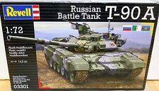 Revell 1/72 scale T-90 A Russian MBT Army Military Armor Model kit 03301 NOS