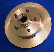 CADILLAC 1977 DeVille Front Disc Brake Rotor & Hub Assembly Raybestos 5028R