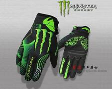 GUANTES gloves CICLISMO GEL MONSTER BICICLETA BIKE BTT MTB MBX - (M, L. XL)