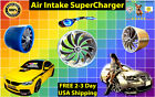 Volkswagen Air Intake Supercharger Charger Turbo Power Fan Kit-FREE SHIPPING-NEW
