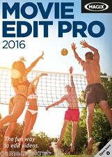 NEW!!! MAGIX Movie Edit Pro 2016 original KEY, Free Shipping!