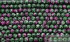 Natural Epidote Gemstone Round Loose Beads 6mm 8mm 10mm 12mm 14mm 16mm 16 Inches