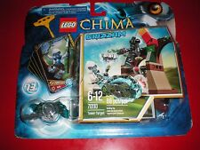 LEGO CHIMA GRIZZAM TOWER TARGET SET 70110