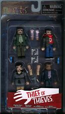 Thief of Thieves Minimates Boxed Set MINT Kirkman Comic