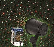 NEW PRIME LFLERG05 METAL 5 MODE YARD STAKE LASER LIGHT PROJECTOR CHRISTMAS