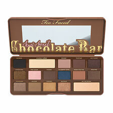 UP Too Faced Semi Sweet Chocolate Bar Eyeshadow Collection Palette Makeup Sets