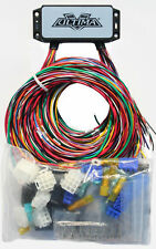 ultima plus compact electronic wiring harness kit bobber chopper rh ebay com harley davidson wire harness kit Simple Wiring Diagram for Harley's
