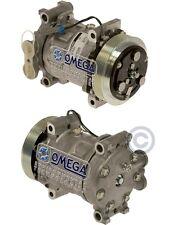 NEW SANDEN OEM Omega Environmental 20-10658-S A/C Compressor 4440