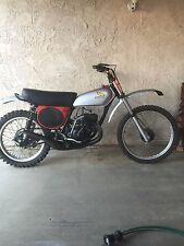 1975 Honda Elsinore CR125