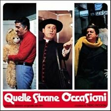 Piero Piccioni: Quelle Strane Occasioni (New/Sealed CD)