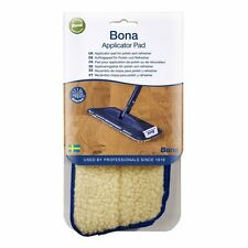 Bona Applicator Pad For Spray Mop Kit - Apply Refresher/Polish To Wood Flooring