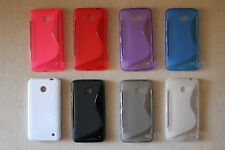 Free Canada Shipping! Nokia Lumia 630 635 Phone Case Gel Rubber 3 Colours ONLY