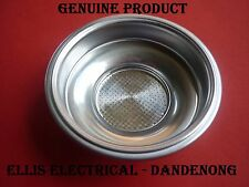 Sunbeam Cafe Series Coffee Machines pressurized one cup filter basket EM6910101