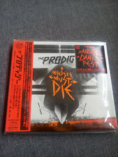 THE PRODIGY invaders must die JAPAN DIGIPAK 2 CD SEALED NEW