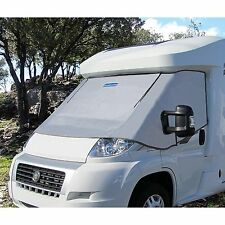 External Cab Thermal Screen Zip Turn-Down Cover For Ducato, Relay & Boxer
