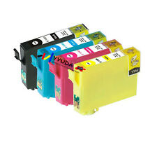 10 T138 T1381-4 Compatible Ink Cartridge for Epson WorkForce 845 WF-3520 WF-3530