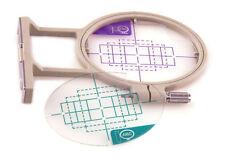 "Brother Small Embroidery Hoop 1""x2.5"" SA442 For PE770 PE780D PE750 PE700II"