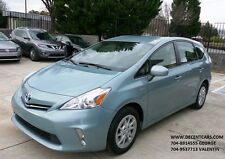 2014 Toyota Prius V Three Wagon 4-Door