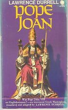 Lawrence Durrell - Pope Joan - 1971 p/b