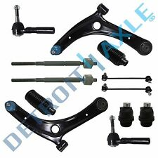 New 12pc Complete Front Suspension Kit for 2007-08 Dodge Caliber
