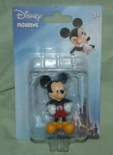 NEW Disney Mickey Mouse PVC Plastic Figure / Cake Topper Party Supplies