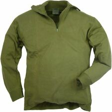 British army surplus Norgi cold weather shirt/zip up - Medium
