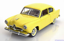 1:18 Sunstar Kaiser Henry J 1951 yellow