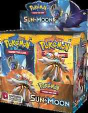 Pokemon TCG: Sun and Moon Booster Box (36 Packs) - Brand New & Sealed Cards