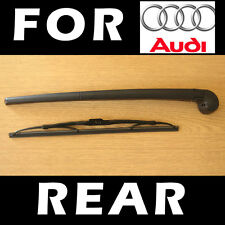 Rear Wiper Arm and Blade for Audi A4 B6 B7 2000-2007 A3 8P 2004-2011