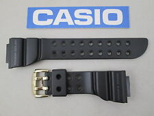 Genuine Casio G-Shock Frogman GW-225A black rubber resin watch band strap  Japan