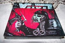 """VOIVOD """"WAR AND PAIN"""" BOX SET EDITION 3 DISC WITH SLIP-CASE , METAL BLADE REC."""