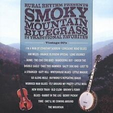 Smokey Mountain Bluegrass: 24 Traditional Favorites by Various Artists (CD,...