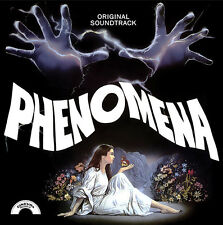 Phenomena - Original Score - Limited 500 - Clear Vinyl - OOP - Goblin
