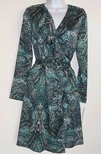 Antonio Melani Women's L/S Winter Sea Mist Ballet Dress Size: 4 NWT $169